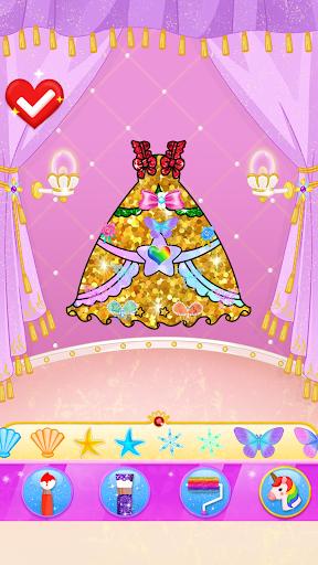 Princess Makeup Dress Design Game for girls goodtube screenshots 3