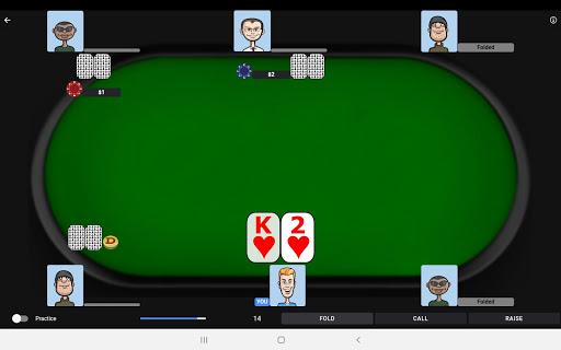 Poker Trainer - Poker Training Exercises 3.1.8 screenshots 14