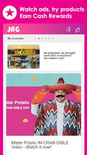 JAG – Watch Ads Earn Rewards 1