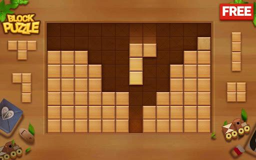Wood Block Puzzle android2mod screenshots 14
