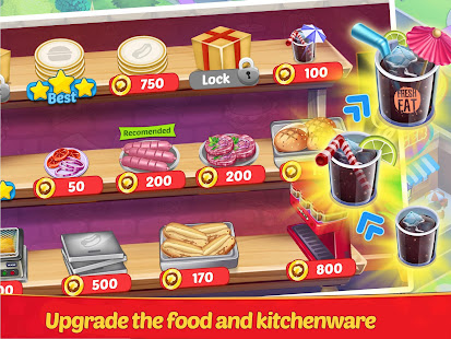 Restaurant Master : Kitchen Chef Cooking Game 1.6 Screenshots 18