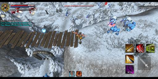 Kongardion [RPG Hack & Slash Action Adventure] APK MOD (Astuce) screenshots 2
