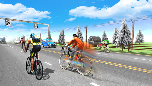 Cycle Racing Games - Bicycle Rider Racing 1.2.0 screenshots 8