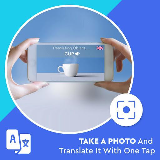 Translate: Camera Translator, Offline Translation modavailable screenshots 2