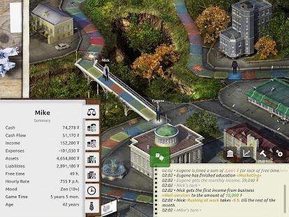Timeflow: Time is Money Sim 1.10.1 Screenshots 20