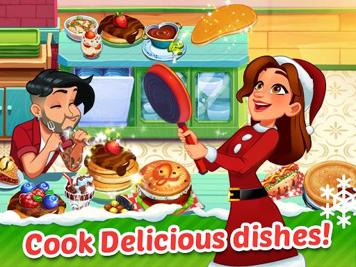 Delicious World - Cooking Restaurant Game apkdebit screenshots 8