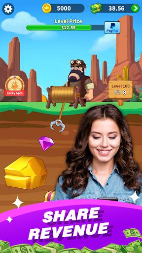 Gold Miner 2021  screenshots 1