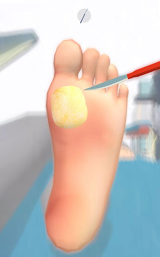 Foot Clinic - ASMR Feet Care 1.4.1 screenshots 2