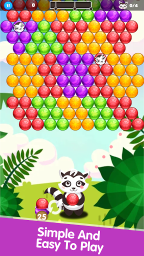 Bubble Shooter - Free Popular Casual Puzzle Game apkpoly screenshots 3