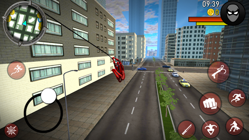 POWER SPIDER - Ultimate Superhero Parody Game apktram screenshots 5