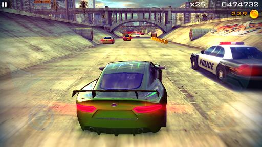 Redline Rush: Police Chase Racing 1.3.8 Screenshots 10