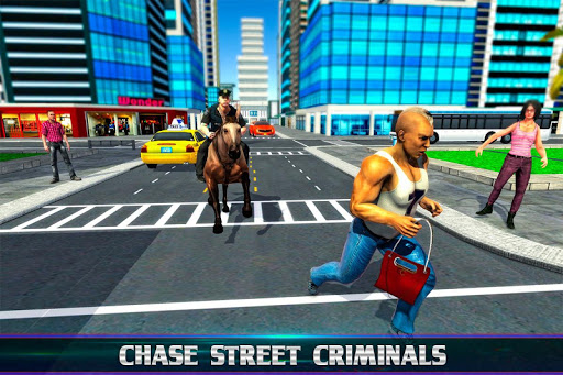 Mounted Police Horse Chase 3D 1.0 screenshots 1