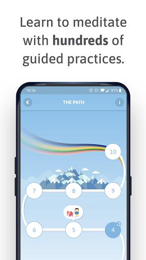 Lojong: Meditation and Mindfulness +Calm -Anxiety  screenshots 1