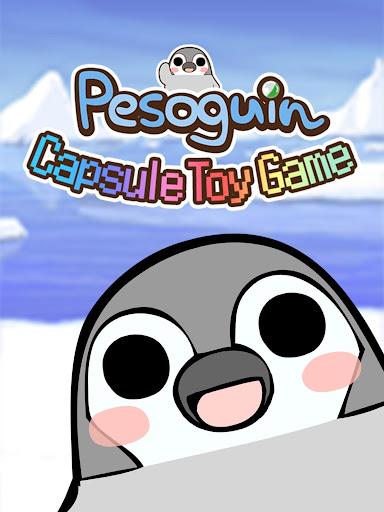 Pesoguin capsule toy game  screenshots 17
