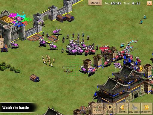 War of Empire Conquestuff1a3v3 Arena Game android2mod screenshots 14