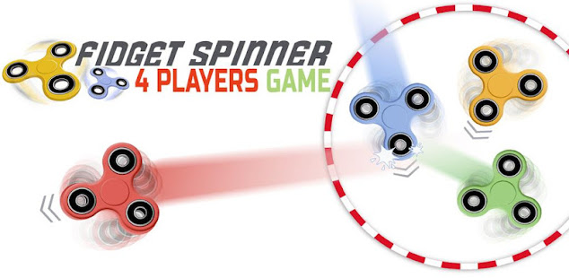 hand spinner : 4 players game hack