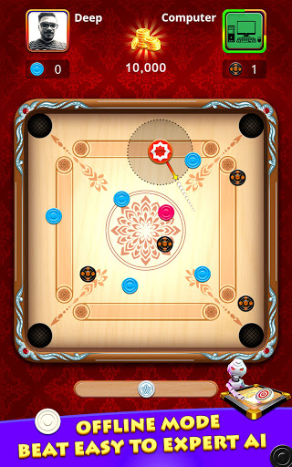 World Of Carrom : 3D Board Game android2mod screenshots 4