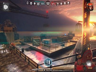 Modern Combat Versus: FPS game MOD APK 1.17.32 (Wall Hack) 12