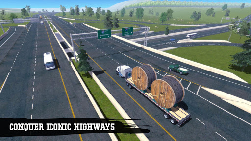 Truck Simulation 19 1.7 screenshots 12