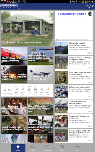 WANE 15 - News and Weather v4.35.4.5 screenshots 6