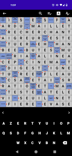 Mots Flu00e9chu00e9s Franu00e7ais 1.3 screenshots 2