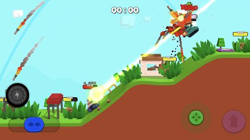 BOOM Tank Showdown android2mod screenshots 1