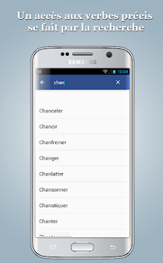 Conjugaison Verbes Francais Androidアプリ Applion