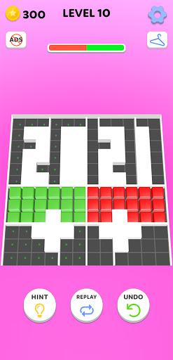 Block Clash: Impostor Gang Puzzle Game  screenshots 4