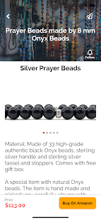 Download thePrayerBeads For PC Windows and Mac apk screenshot 2