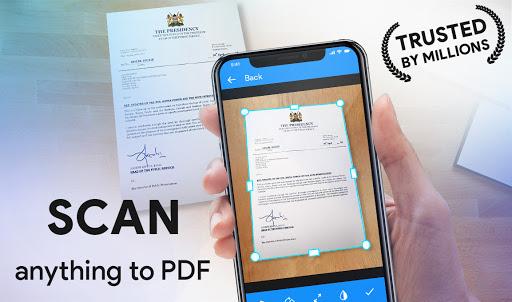 Scanner App - Scan PDF Documents, PDF Scanner android2mod screenshots 1