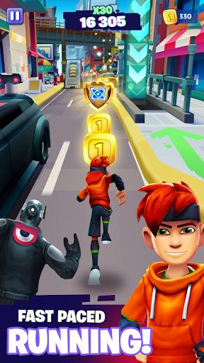 MetroLand - Endless Arcade Runner apklade screenshots 1