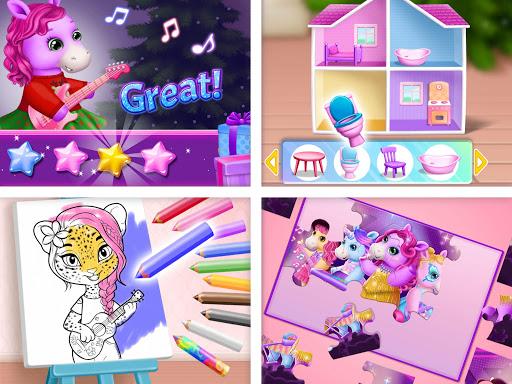 Pony Sisters Christmas - Secret Santa Gifts 3.0.40007 screenshots 24