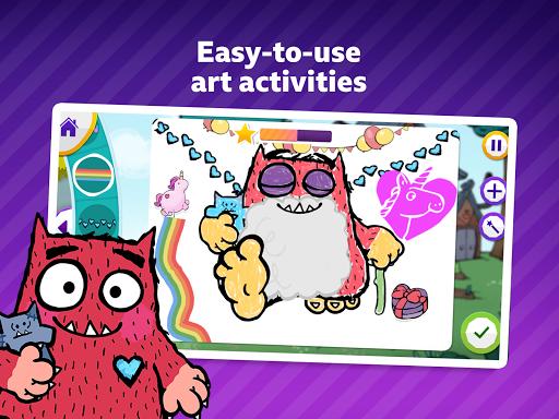 BBC CBeebies Get Creative - Build, paint and play! 1.18.1 screenshots 8