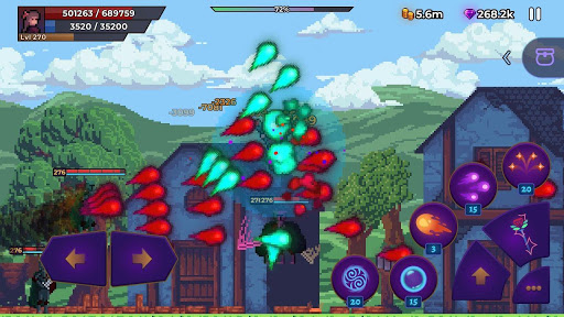 Moonrise Arena - Pixel Action RPG android2mod screenshots 6