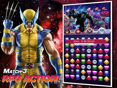 MARVEL Puzzle Quest: Join the Super Hero Battle! Apk Mod + OBB/Data for Android. 10