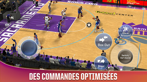NBA 2K20 APK MOD (Astuce) screenshots 1