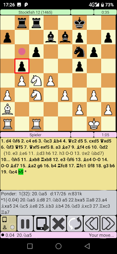 Chess for All  screenshots 1