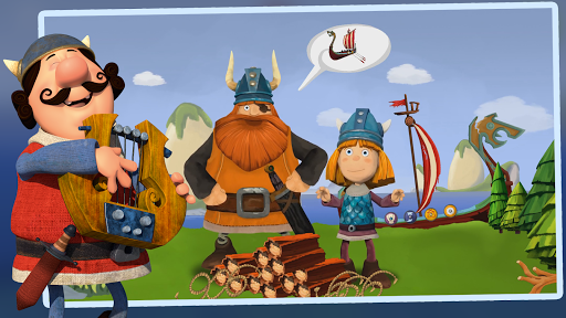 vic the viking: adventures screenshot 2