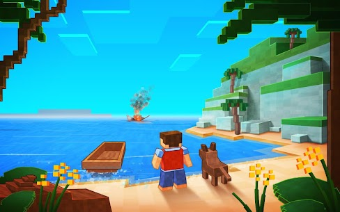 Survival Island : Primal Craft (MOD money) 1