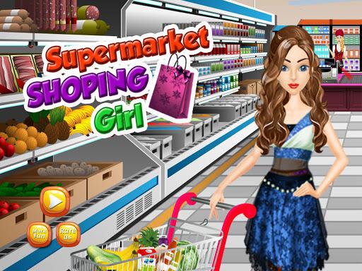 Supermarket Shopping Girl - Supermarket Games 1.0 screenshots 1