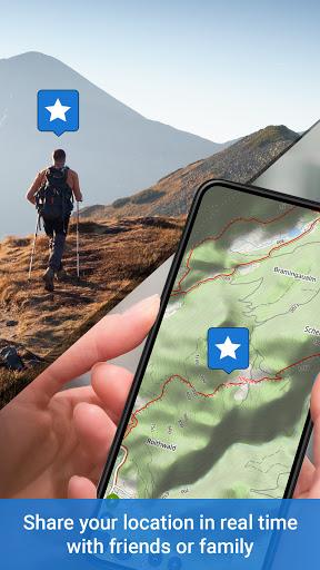 Locus Map 4: Hiking&Biking GPS navigation and Maps apktram screenshots 7