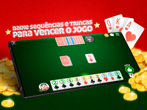 Straight Gin Rummy - Online and Free 102.1.52 screenshots 4