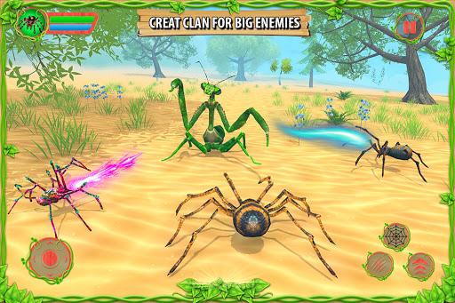Spider Simulator: Life of Spider screenshots 1