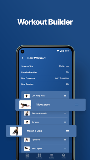 Fitify: Workout Routines & Training Plans android2mod screenshots 6