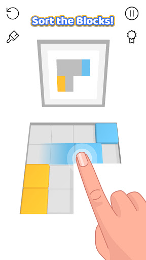 Sort Blocks  screenshots 1