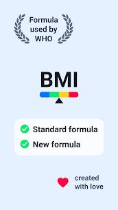 BMI Calculator PRO (MOD, Paid) v2.2.5 1