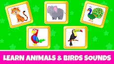 Baby Music : Rhymes, Songs, Animal Sounds & Gamesのおすすめ画像4