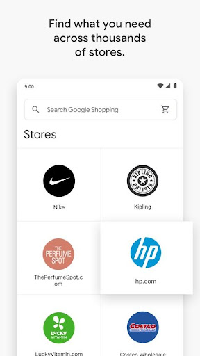 Foto do Google Shopping: Discover, compare prices & buy