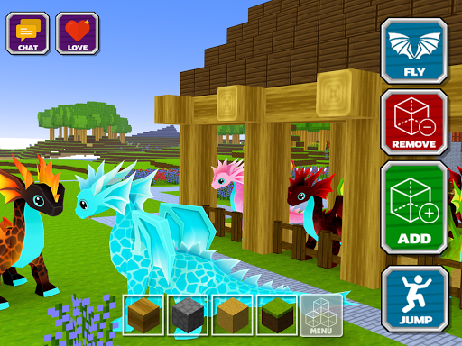 Dragon Craft 1.9.10 screenshots 6