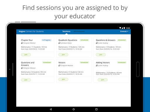 Nagwa Connect for Students 1.6.0 Screenshots 4